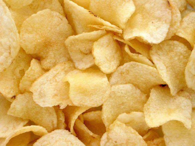 Chips-di-patate-cotte-al-microonde